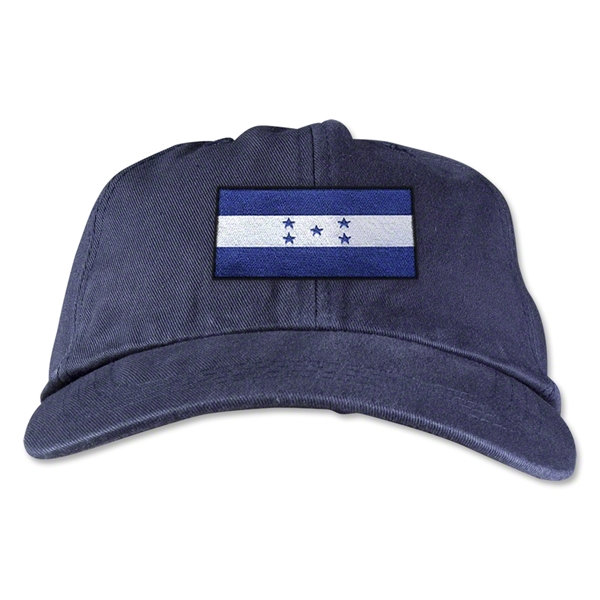 Honduras Unstructured Adjustable Cap (Navy)
