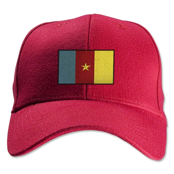Cameroon Flexfit Cap (Red)