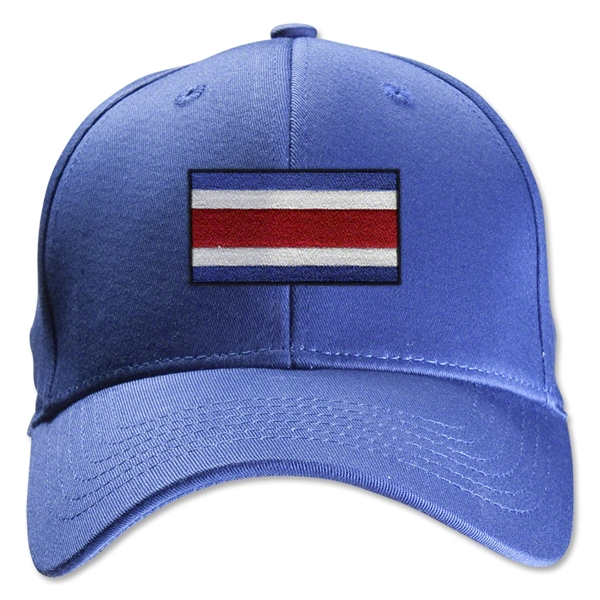 Costa Rica Flexfit Cap (Royal)