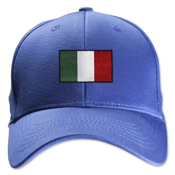 Italy Flexfit Cap (Royal)