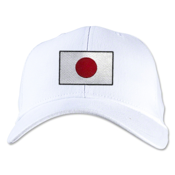 Japan Flexfit Cap (White)