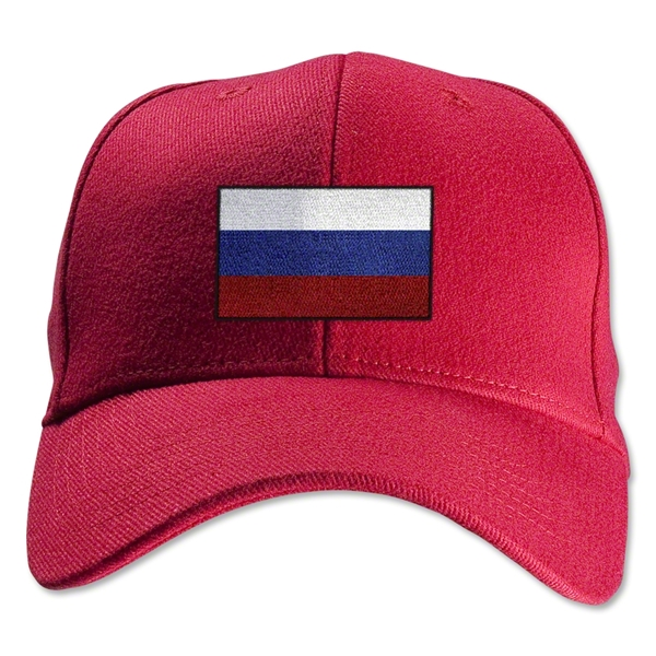 Russia Flexfit Cap (Red)