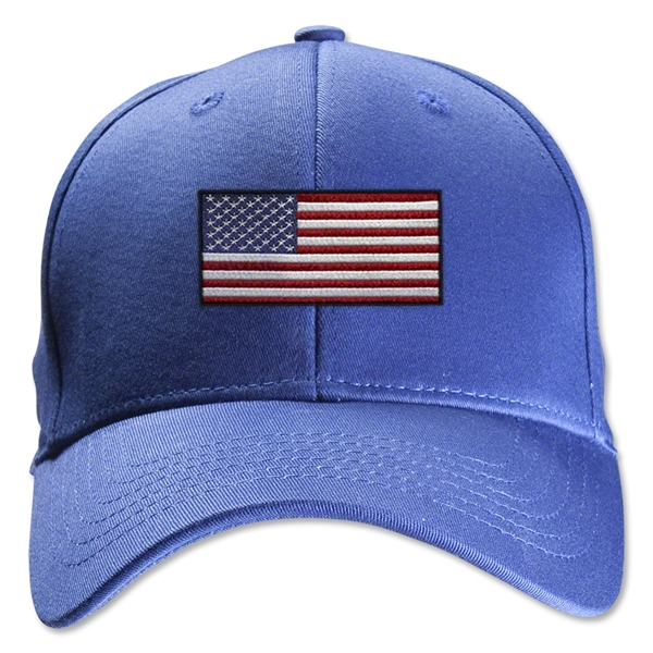 USA Flexfit Cap (Royal)