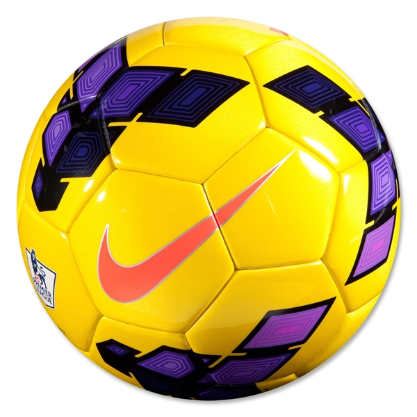 Nike Saber Premier League Hi Vis Ball