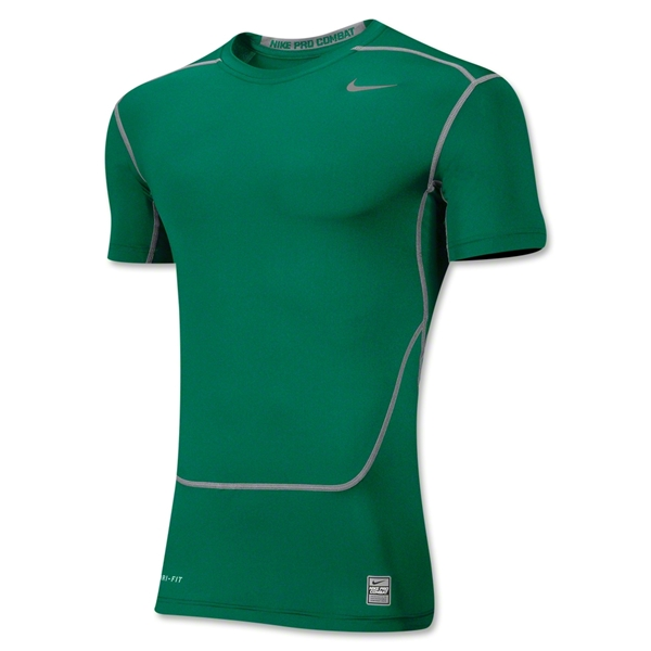 Nike Core 2.0 Compression Top (Dark Green)