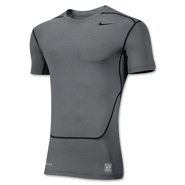 Nike Core 2.0 Compression Top (Gray)
