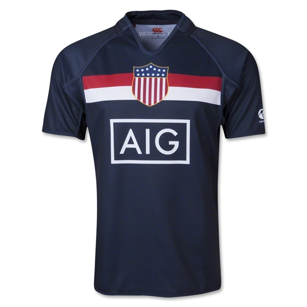 USA All American SS Rugby Jersey