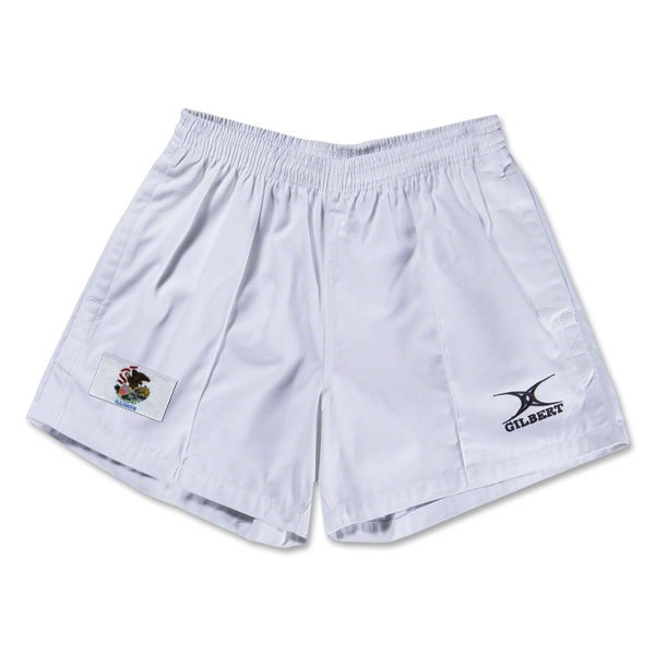 Illinois Flag Kiwi Pro Rugby Shorts (White)