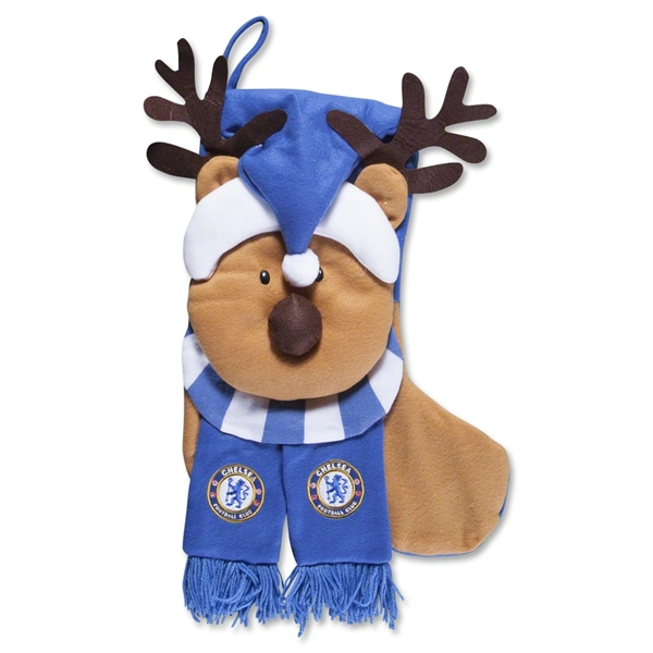 Chelsea Reindeer Stocking