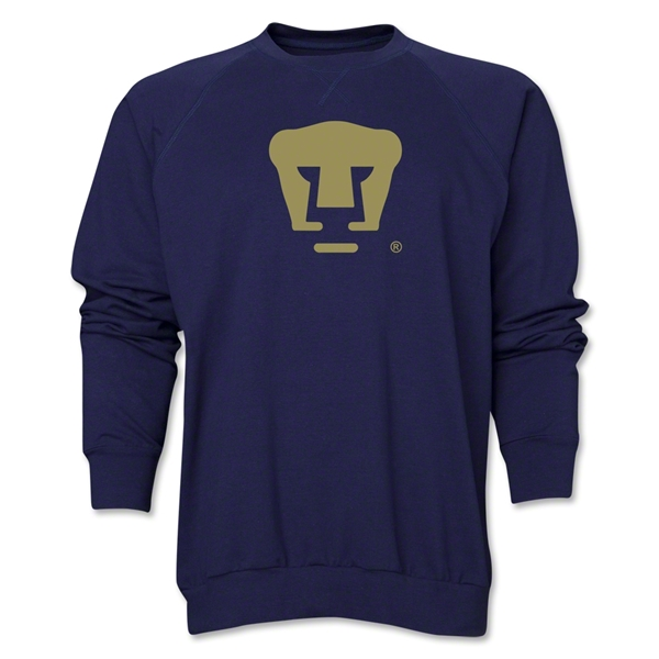 Pumas UNAM Crewneck Fleece (Navy)