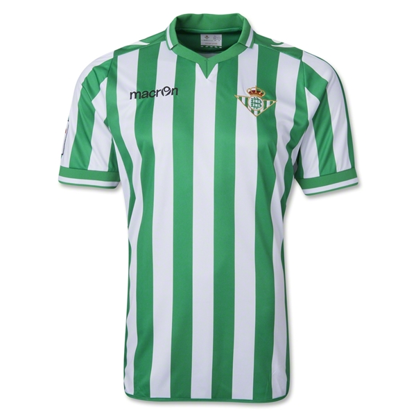 Real Betis 13/14 Home Soccer Jersey