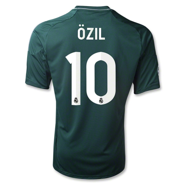 Real Madrid 12/13 OZIL Third Soccer Jersey