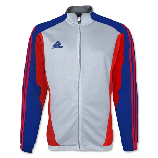 adidas KHA Custom Jacket (Gray)