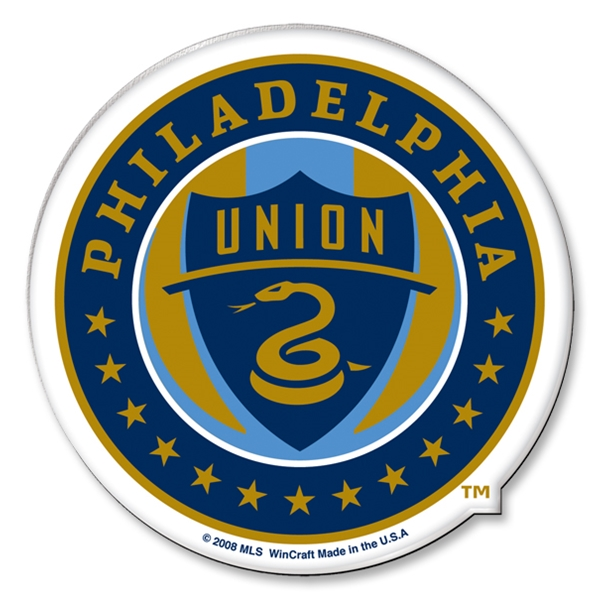 Philadelphia Union High Definition Magnet