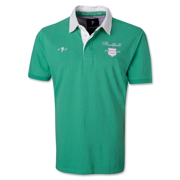 Ruckfield Classic Polo Shirt (Green)