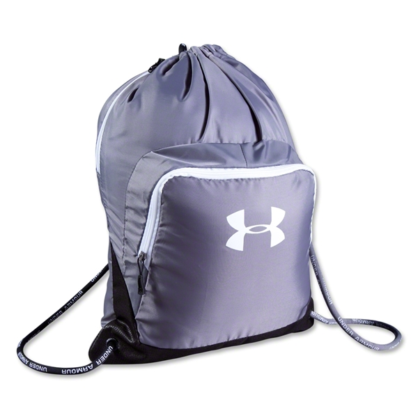 Under Armour Exeter Sackpack (Gray)