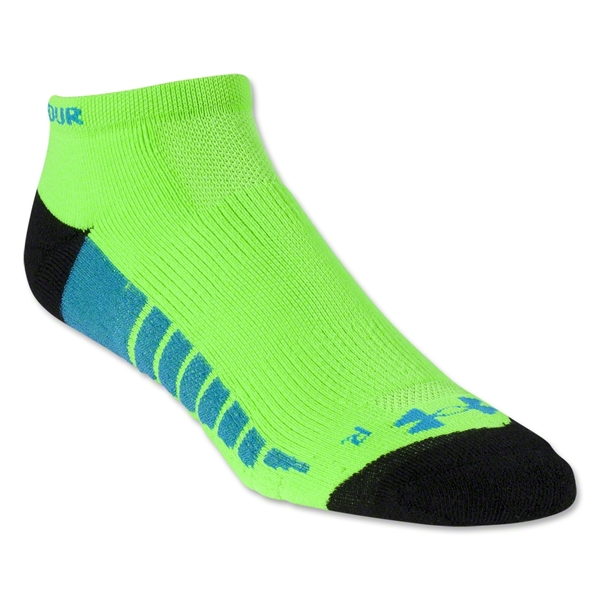 Under Armour Full Cushion Performance Sock (Gr/Blk)