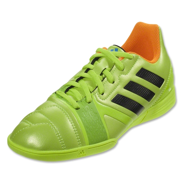 adidas Nitrocharge 3.0 IN Junior (Solar Slime)