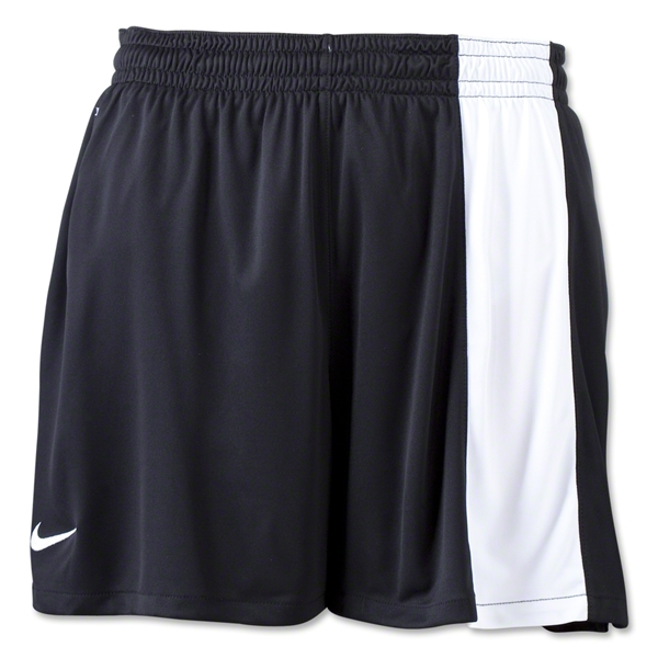 Nike Women's Striker Short 13 (Blk/Wht)