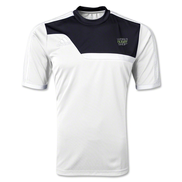 adidas World Rugby Shop Tiro 13 Training Jersey (White)