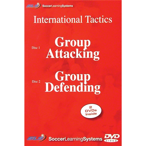 International Tactics Group Attacking and Defending DVD