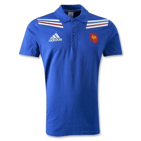 France Rugby 13/14 Team Polo