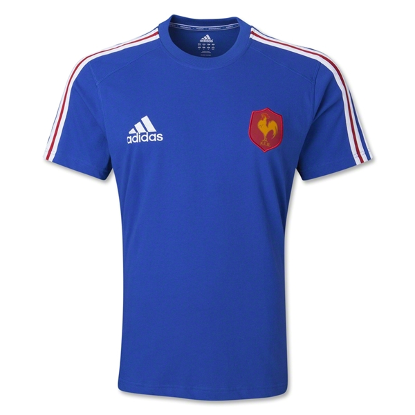 France Rugby Supporter T-Shirt