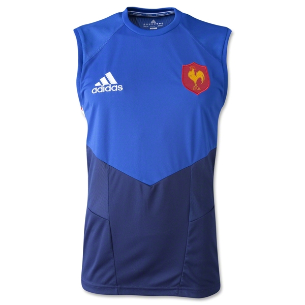 France 12/13 Sleeveless Performance Shirt