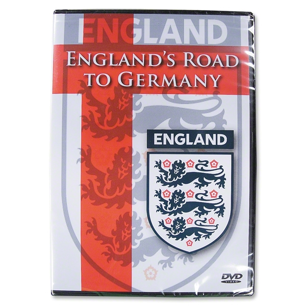 England's Road to Germany 2006 Soccer DVD