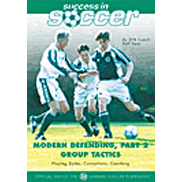 Modern Defending Part 2 Group Tactics DVD