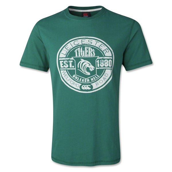 Leicester Tigers Graphic T-Shirt