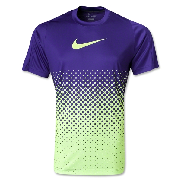 Nike GPX Gradient Top (Purple)