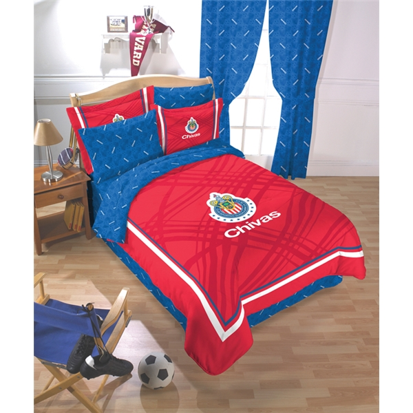 Chivas Comforter Set (Full)