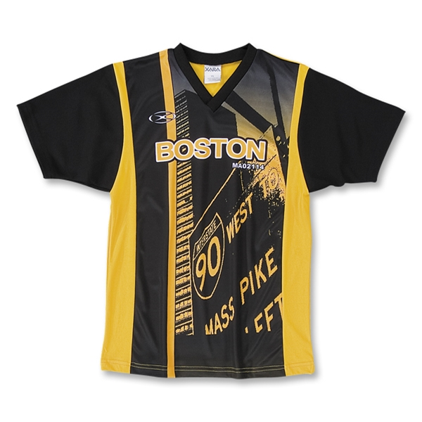 Xara Boston City Soccer Jersey
