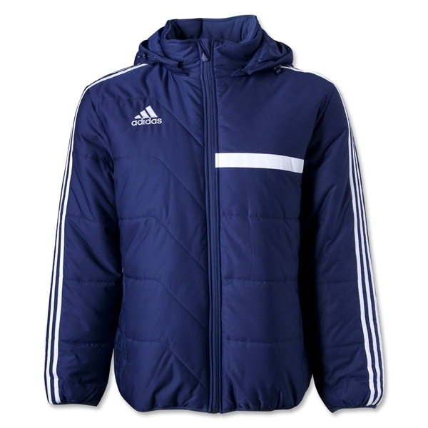 adidas Tiro 13 Padded Jacket (Navy/White)