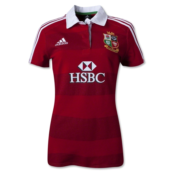 British and Irish Lions Women's 2013 Supporter Rugby Jersey