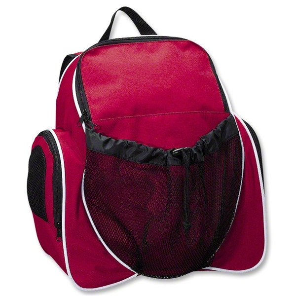 Vici YOUTH Backpack (Red/White)