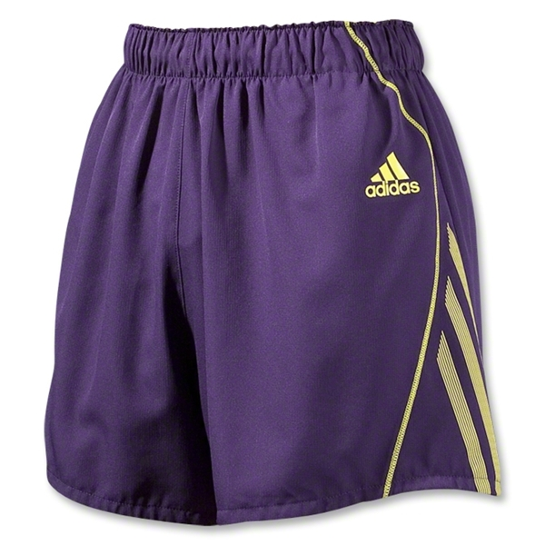adidas Women's a10 Short (Purple)