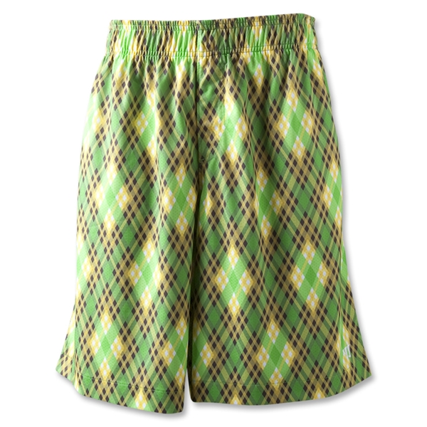 Warrior BBQ Short 13 (Green)