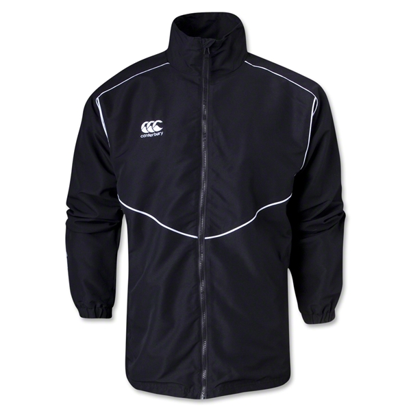 Canterbury CCC Club Track Jacket (Black)