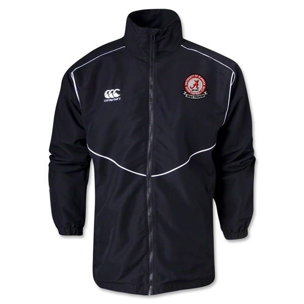 University of Alabama Rugby Track Jacket