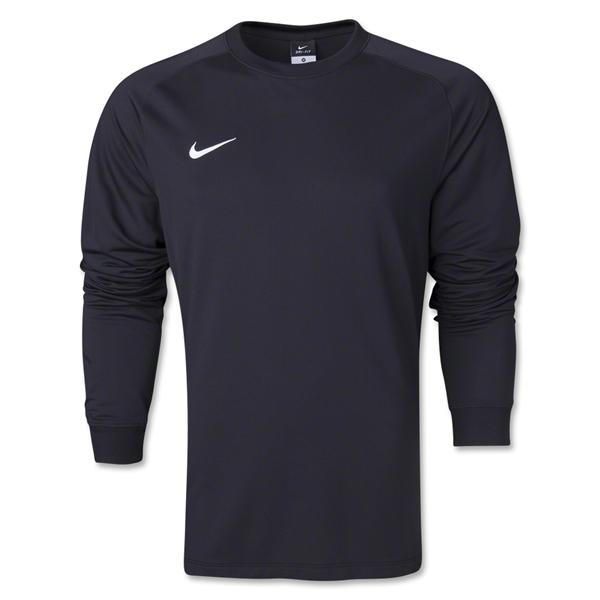 Nike Long Sleeve Park Goalie II Jersey (Black)