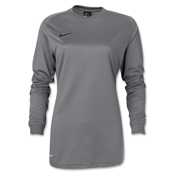 Nike Long Sleeve Women's Park Goalie II (Dk Grey)