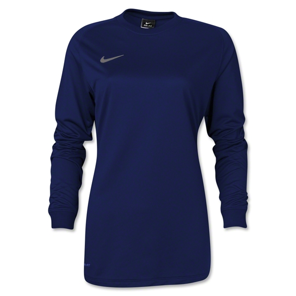 Nike Long Sleeve Women's Park Goalie II (Navy)