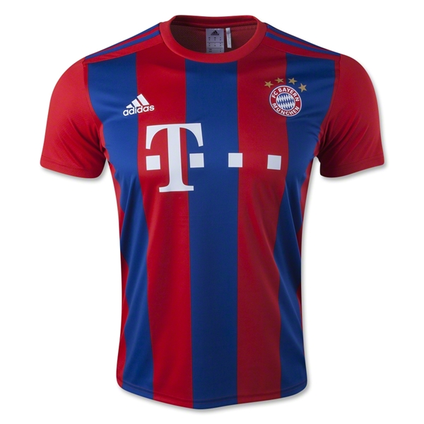 Bayern Munich Home Replica T-Shirt