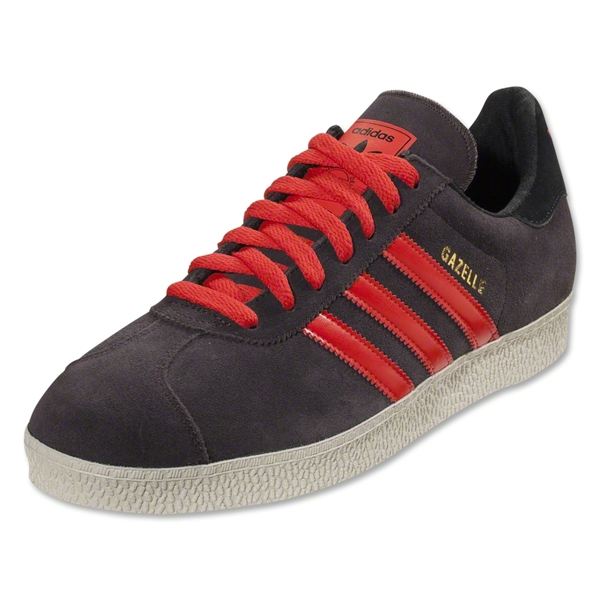 adidas Originals Gazelle 2 Leisure Shoe (Night Burgundy)