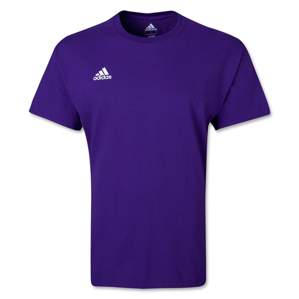 adidas Rush T-Shirt (Purple)