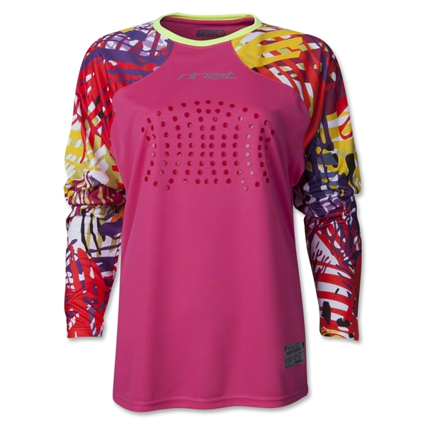 Rinat Hawaii Women's Goalkeeper Jersey (Pink)