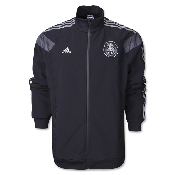 Mexico 2014 Premium Black Anthem Track Top