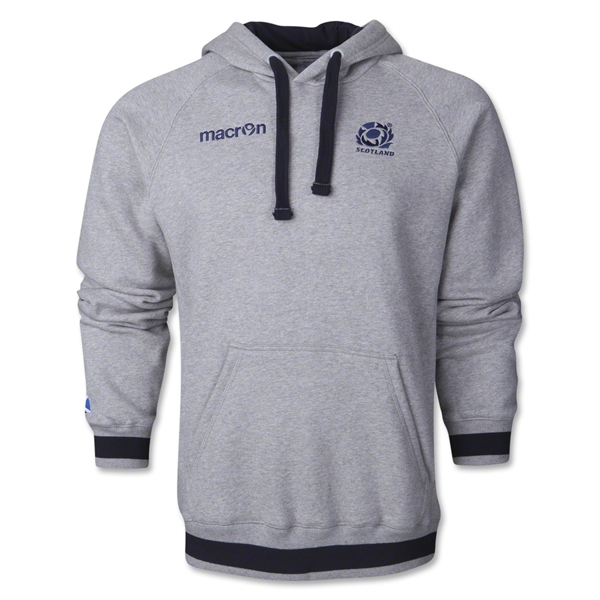 Scotland Rugby Hoody (Gray)
